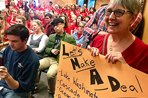 Mukilteo teachers authorize strike