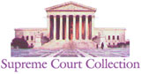 Supreme court collection logo